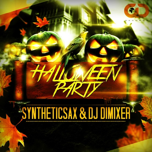 Syntheticsax и DJ DimixeR - Halloween
